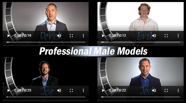 Professional Male Models