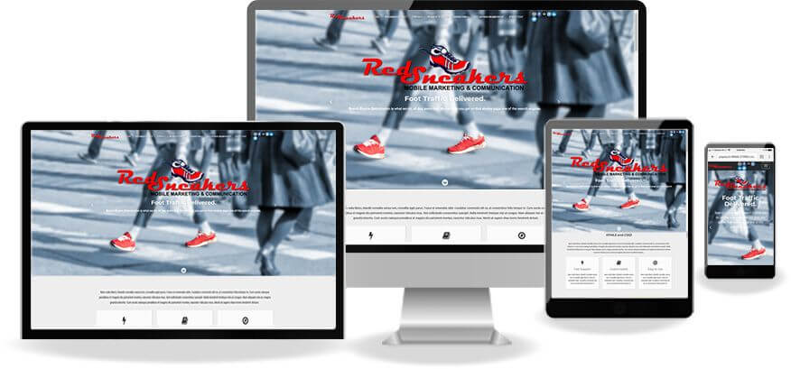 responsive website devices