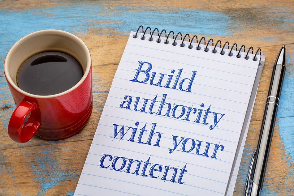 blog build page authority
